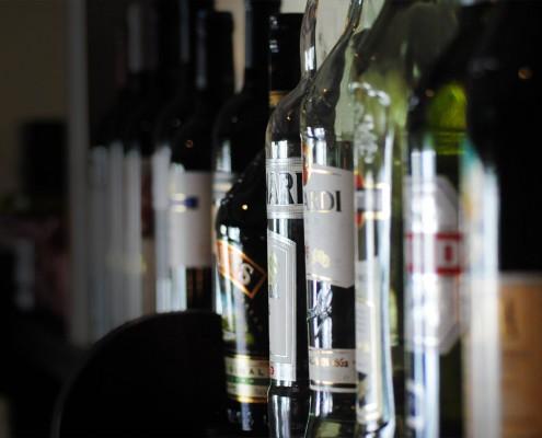 Griechisches Restaurant Kiel - Alkohol