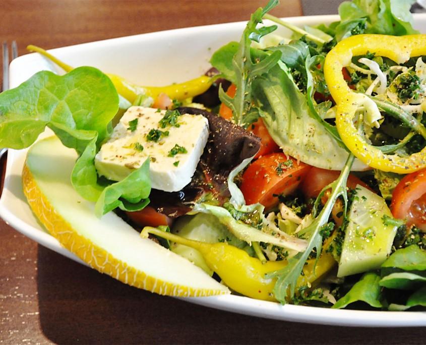 Griechisches Restaurant Kreta Kiel - Salat