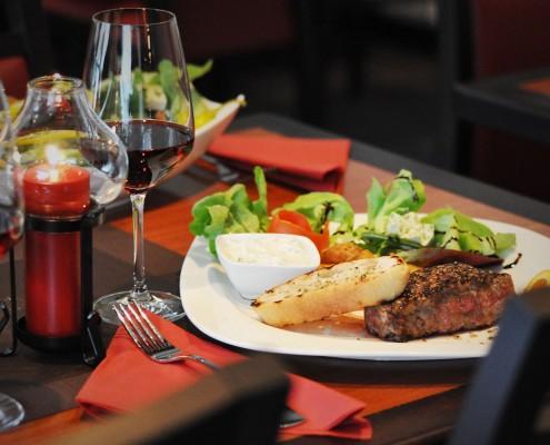 Griechisches Restaurant - Vom Grill